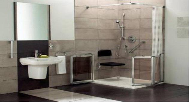 banheiro espaço