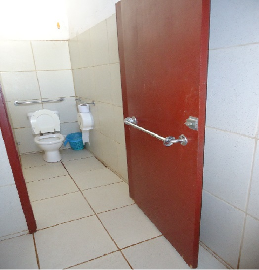 banheiro porta