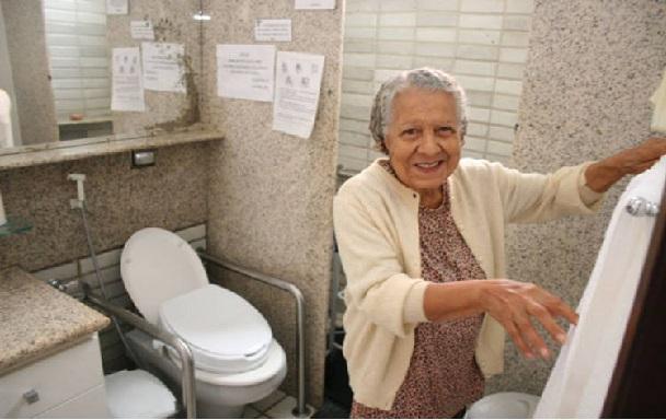 Banheiros Para Idosos – Dicas de Como montar