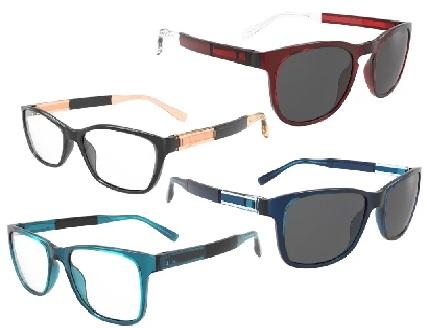 Óculos Ecológicos - Lançamento e Fotos