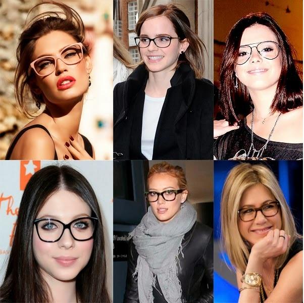 Óculos de Grau - Como Escolher Para Cada Tipo de Rosto f586663446