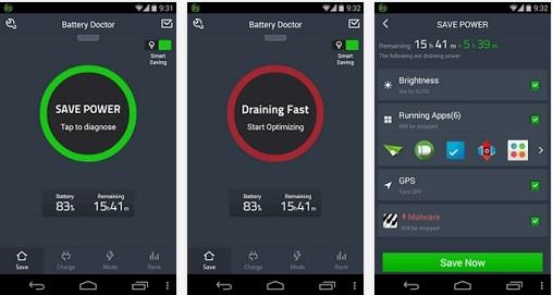 Aplicativos Controlam Gastos de Bateria de Celular – São
