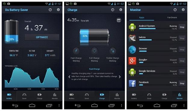 Aplicativos Controlam Gastos de Bateria de Celular
