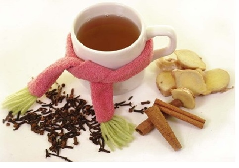 Chá Indiano - Benefícios