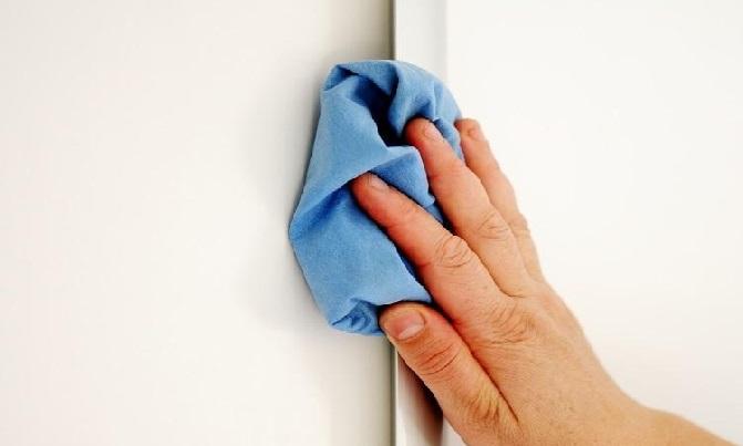 Churrasco Como Limpar parede
