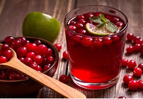 Cranberry ou Oxicoco