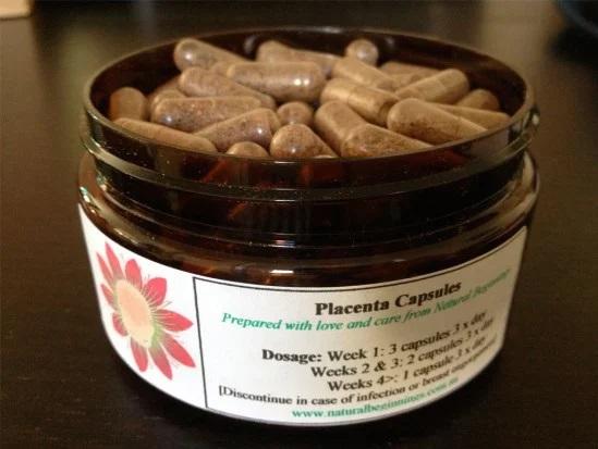 Dieta da Placenta – capsulas