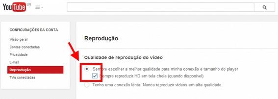 Enviar Vídeos Para YouTube em HD -
