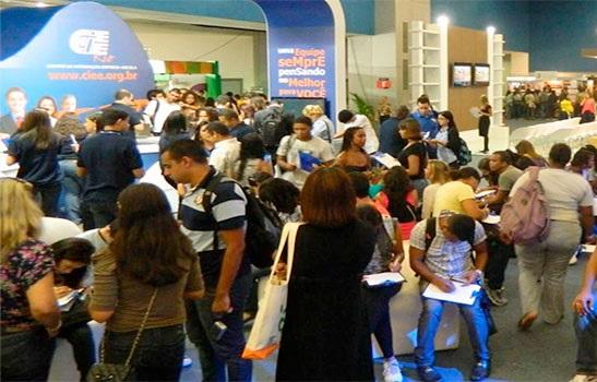 Expo CIEE Vagas de Estágio