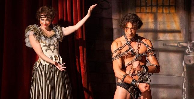 Harry Houdini Nova Série da Globo – Estreia Sinopse