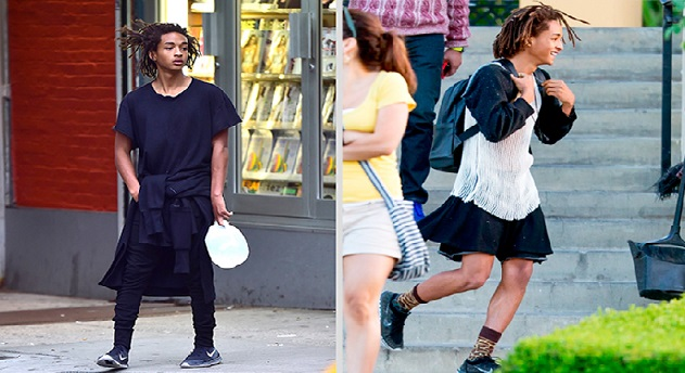 Jaden Smith Estrela Nova Moda Feminina – Loues Vuitton