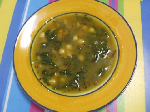 Linhaça Para Emagrecer - sopa