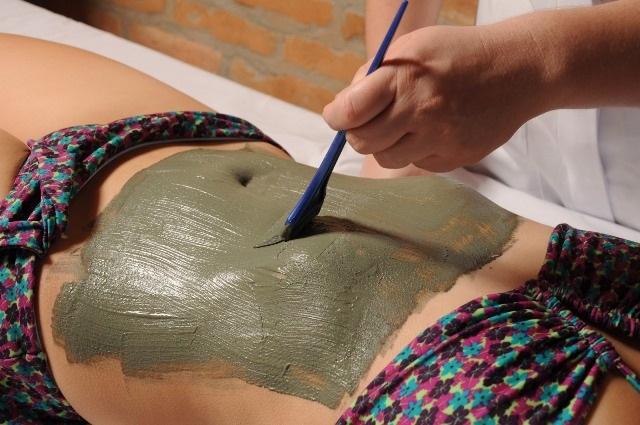 Massagem Detox argilas