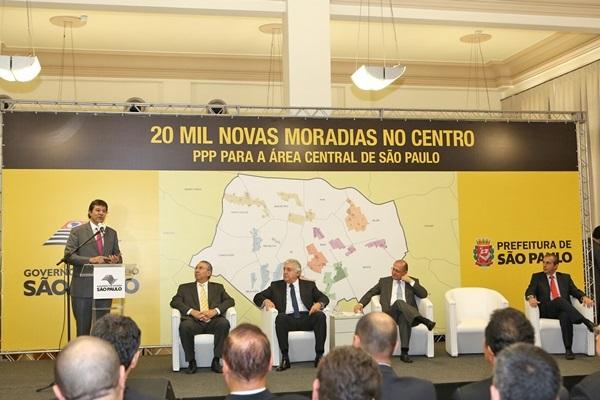 Moradias Populares São Paulo PPP -  Inscrições