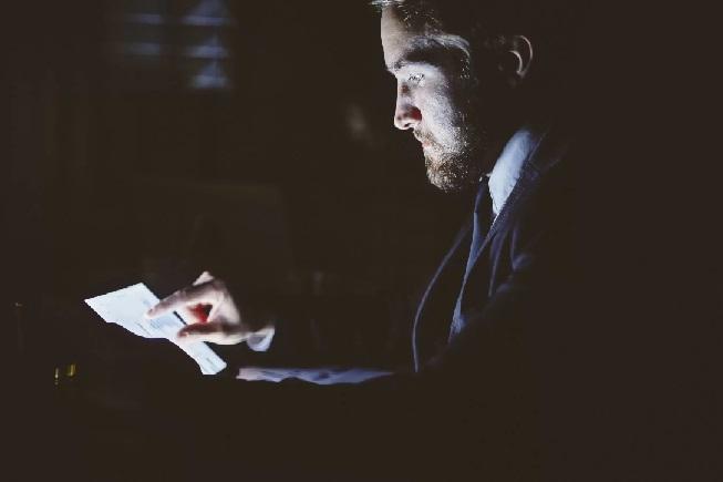 Nova Atualização do IOS – Para Leitura Noturna