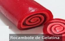 Rocambole de Gelatina e Marshmallow – Dicas e Receita