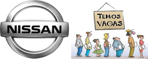Vagas de Empregos na Nissan – Resende RJ 2016 – Como se Cadastrar