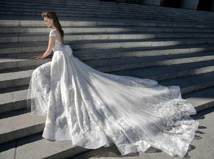 Vestidos de Noiva Berta Bridal – Nova Coleção 2016