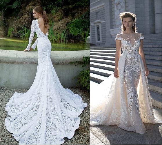 Vestidos de Noiva Berta Bridal - Nova Coleção