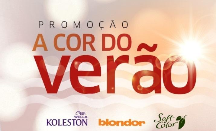 Cor do Verão Wella Promoção 2016 – Como Participar