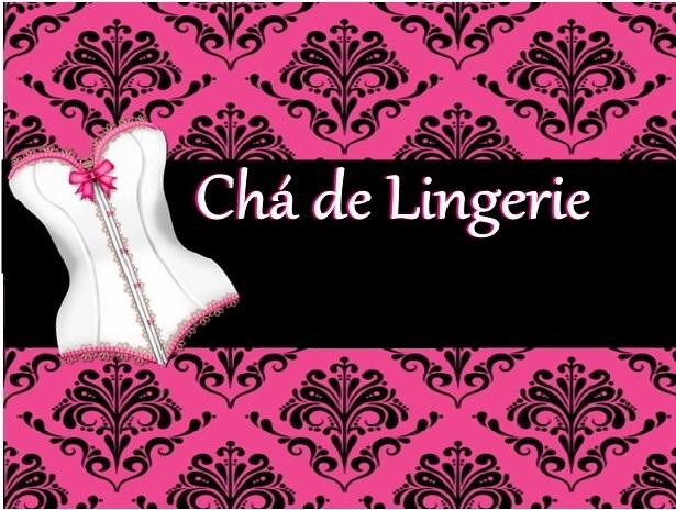 organizar Chá de Lingerie