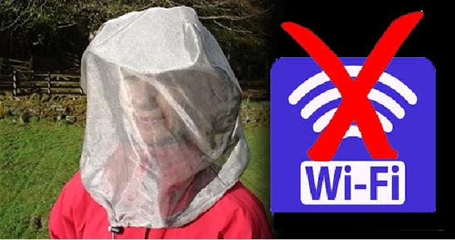 Alergia ao Wi-Fi – Hiper Sensibilidade Eletromagnética