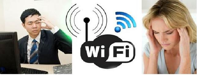 Alergia ao Wi-Fi  Hiper Sensibilidade Eletromagnética
