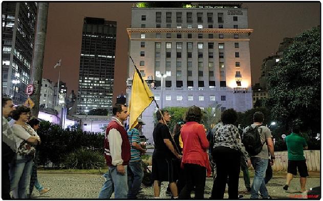 Caminhada Noturna Centro de São Paulo
