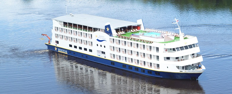 Cruzeiro Na Amazônia – Navio Grand Amazon