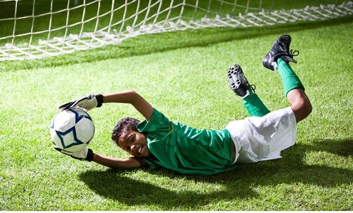 Escolinha de Futebol Crianças  Beneficios