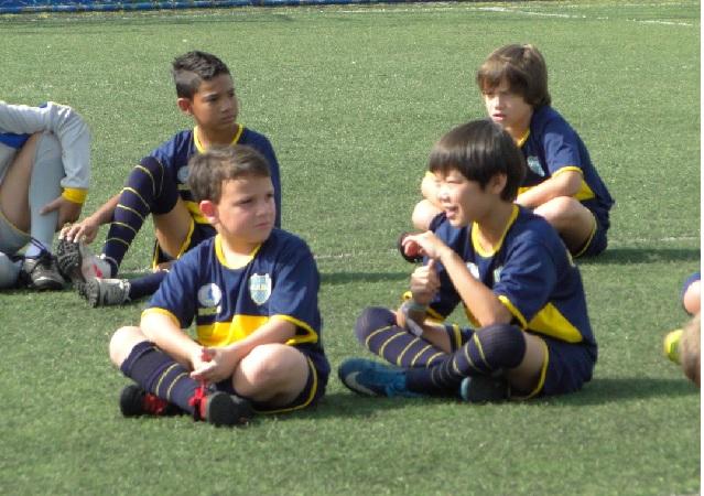 Escolinha de Futebol Para Crianças jogo