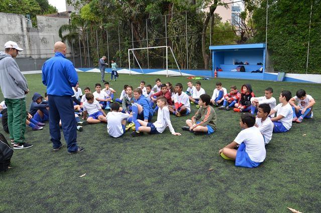 Escolinha de Futebol Para Crianças
