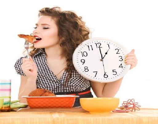 Fome Constante Quilos a Mais rapido