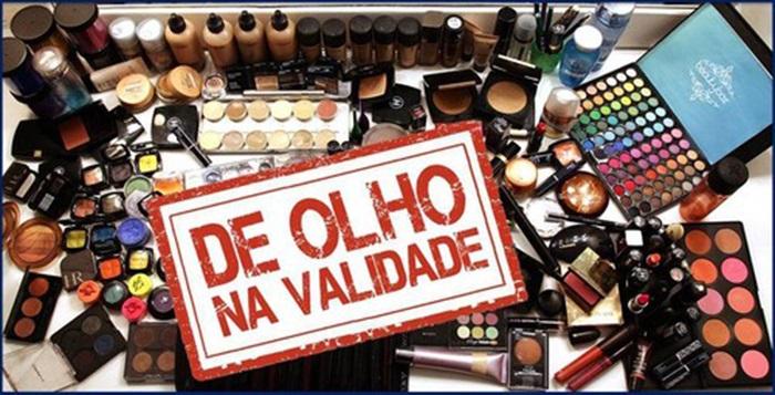 Maquiagem Com Data Vencida – Consequências