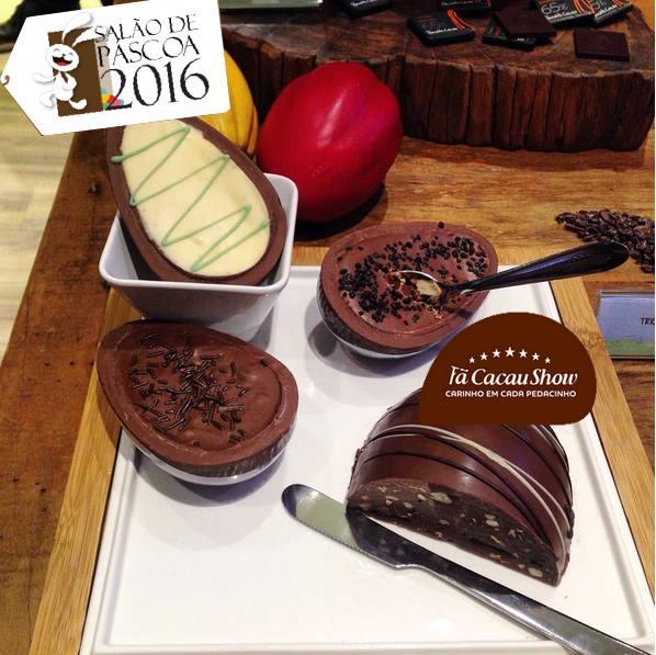 Ovos de Pascoa 2016  Cacau Show