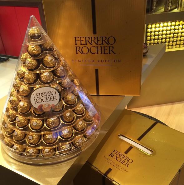 Ovos de Pascoa 2016  Ferreiro Rocher