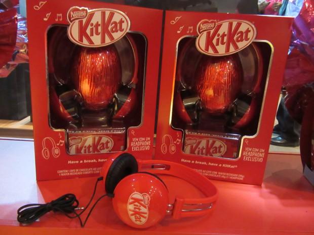 Ovos de Pascoa 2016 Kit Kat