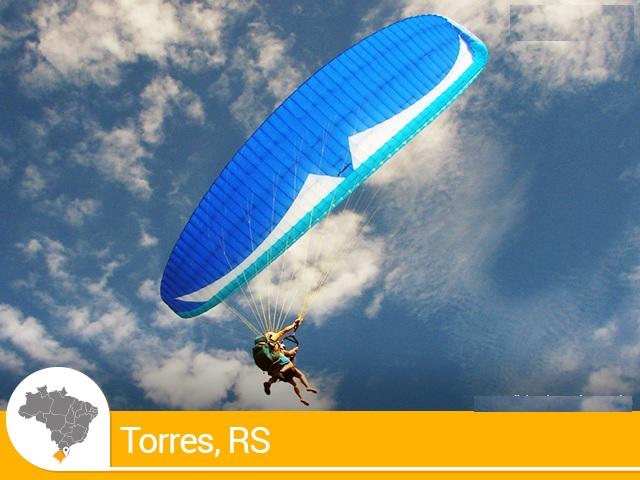 Saltar de Paraquedas– O torres