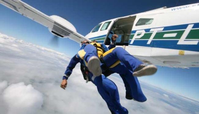 Saltar de Paraquedas – Os Melhores Lugar