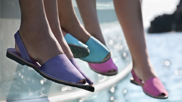 Sapatos Chiringuitas