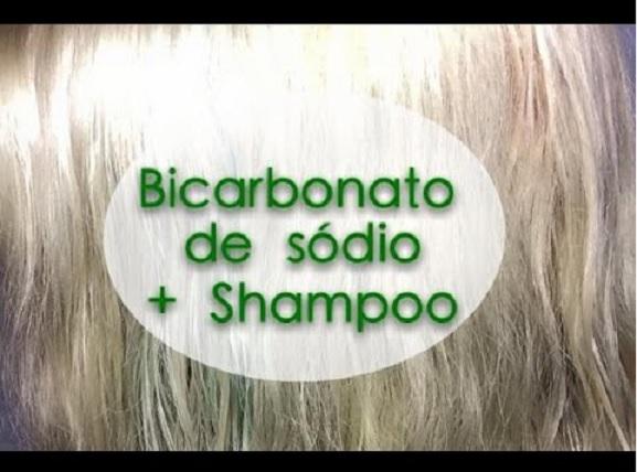 Shampoo de Bicarbonato de Sódio – Como Fazer e Beneficios