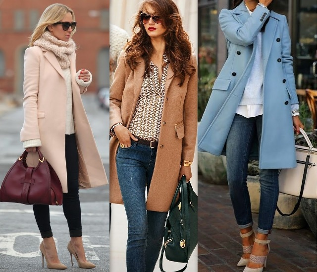 Afinar Silhueta  Dicas casacos