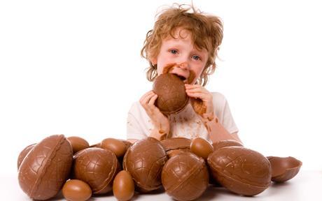 Alergia ao Chocolate - Sintoma