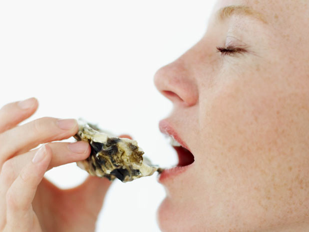 Alimentos Afrodisíacos - Seu Poder ostra