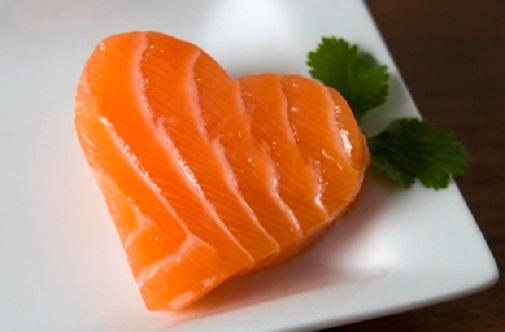 Alimentos Afrodisíacos - Seu Poder salmão