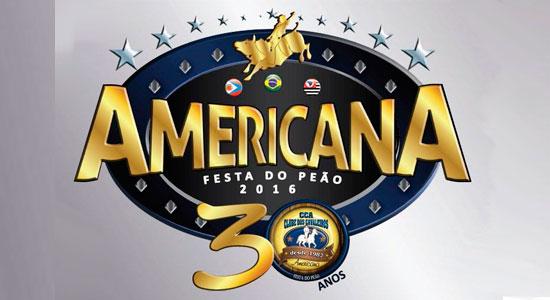 Americana Festa do Peão 2016