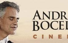 Andrea Bocelli Show No Brasil – Data e Ingressos