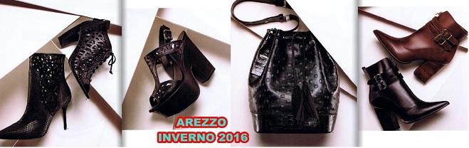 Arezzo Coleção Inverno 2016 - Modelo
