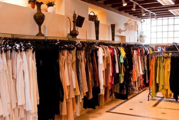Brechó - O Que Comprar  vestido