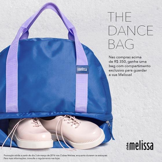 Coleção Melissa Inver Dance Machine